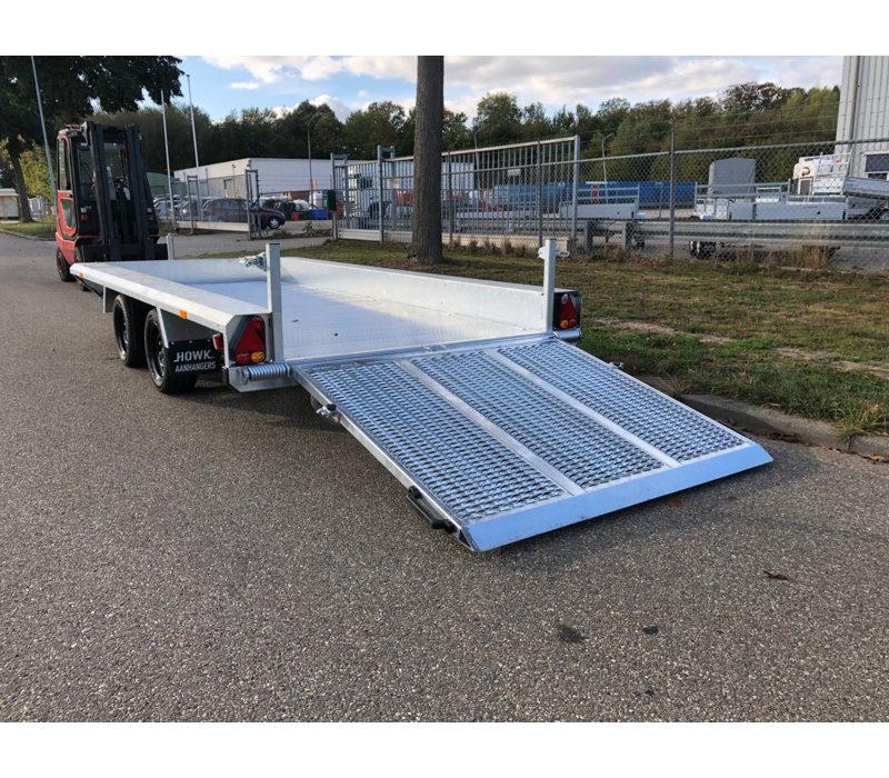 Actie model Hapert Indigo LF-2 machine transporter 310x164 3000kg
