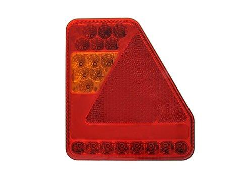 Budgetline LED Achterlicht 5 functies 208x188mm 22LED links