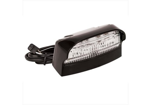 Budgetline Led Kentekenverlichting 12/24V 70x42mm