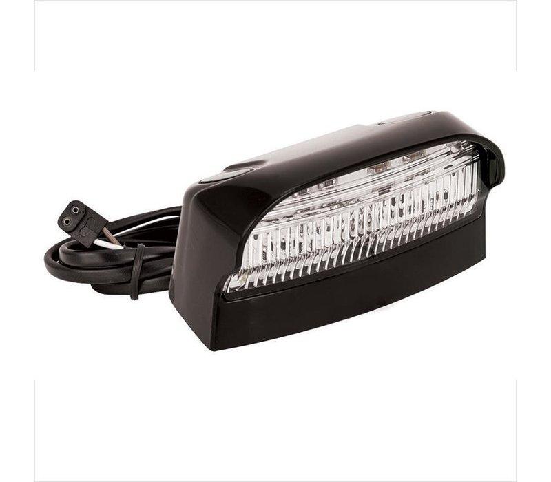 Led Kentekenverlichting 12/24V 70x42mm