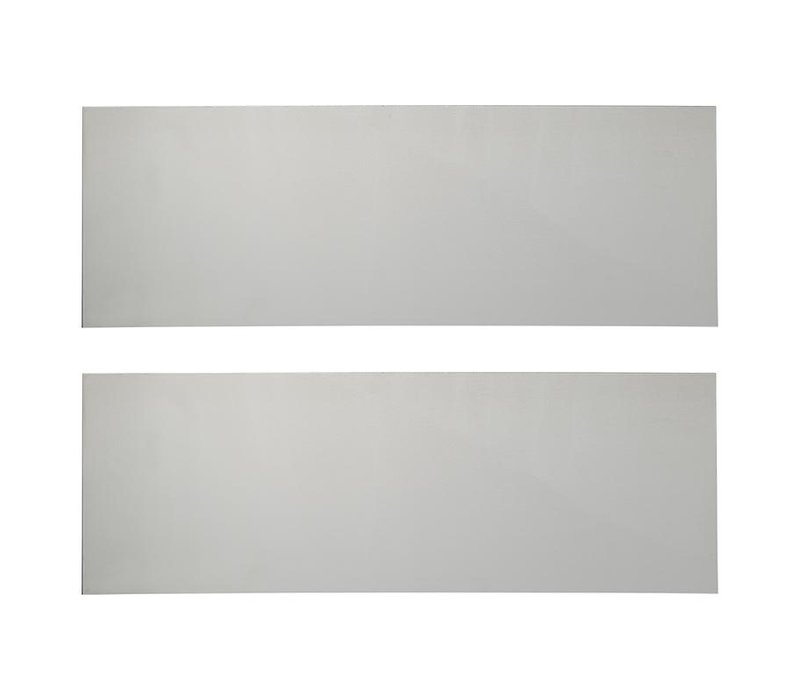 """Trailer Markeringsbord aluminium """"ECE 70"""""""