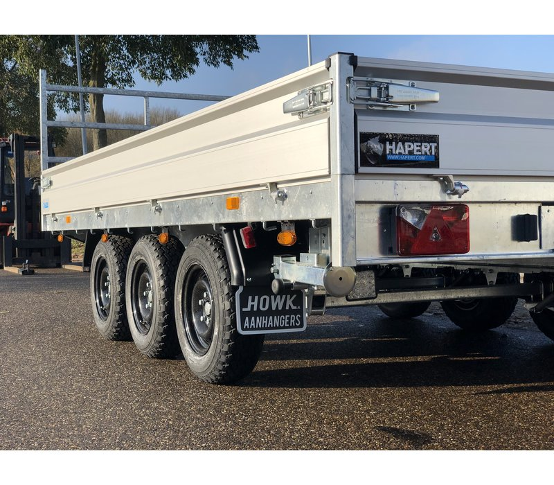 Hapert Azure H3 multitransporter 405x222 3500kg Tridem