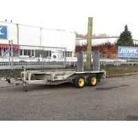 Gebruikte Ifor Williams GX6 Machine transporter 3500kg