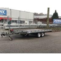 Gebruikte Hapert Autotransporter 400x200cm 2700kg
