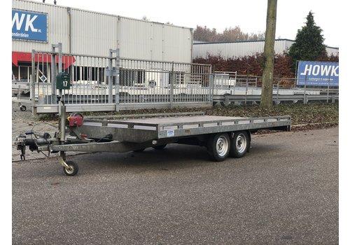 Hapert Aanhangwagens Gebruikte Hapert Autotransporter 400x200cm 2700kg
