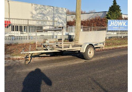 Ketting Enkelassige kanteltrailer 250x145cm ( 750kg )