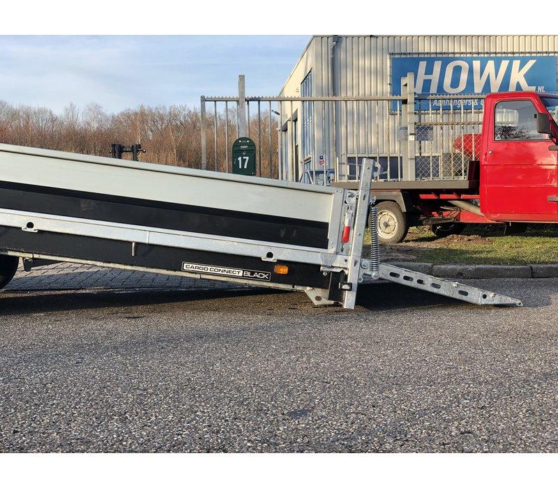 Brian James Cargo Connect 500x213cm Black