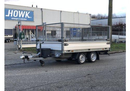 Hapert Aanhangwagens Gebruikte Hapert 3-zijdige kieper 300x180cm
