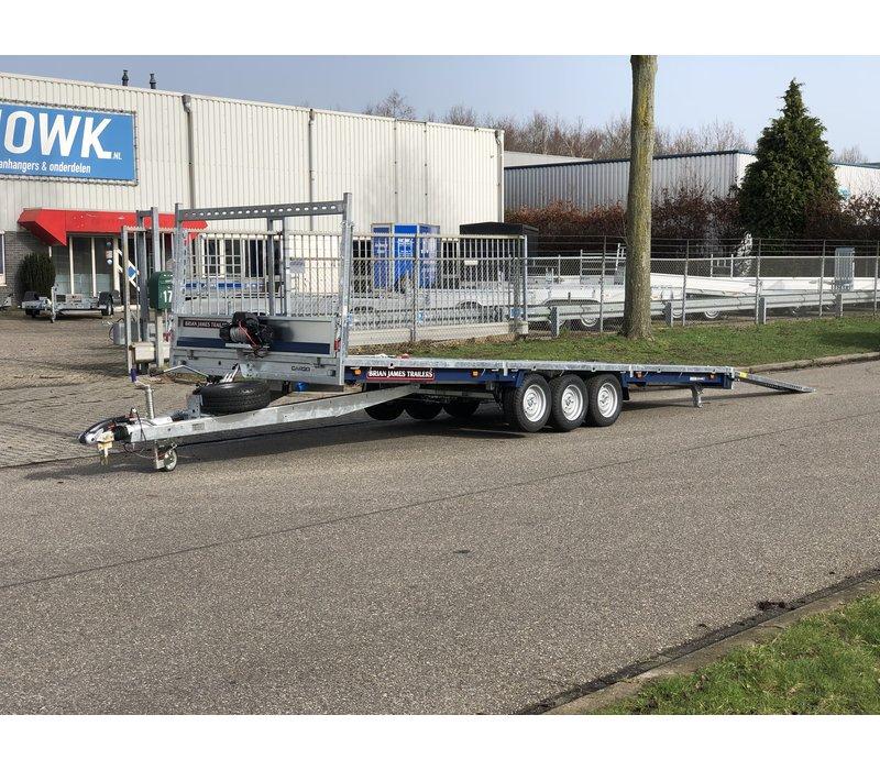Brian James Cargo Connect 600x207cm kanteltrailer