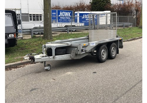 Ifor Williams Ifor Williams machine transporter 245x127cm