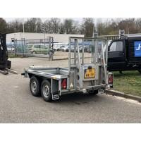 Ifor Williams machine transporter 245x127cm