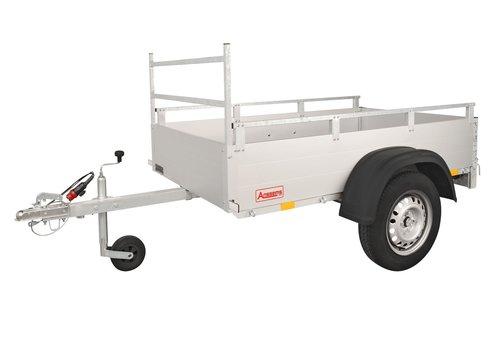 Anssems aanhangwagens Anssems GTR500 151x101cm ( 500kg ) ongeremd