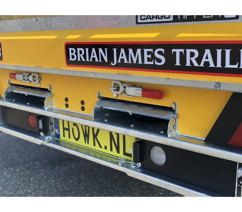 Brian James Cargo Tipper 2  360x195cm ( 3500kg )