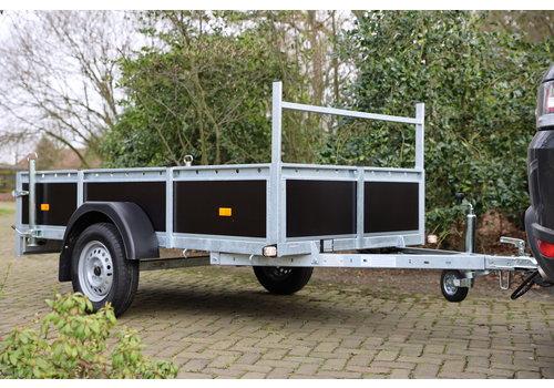 Amigo Amigo bakwagen 199x126cm 750kg ongeremd