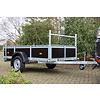 Amigo Amigo bakwagen 258x126cm 750kg ongeremd 750kg ongeremd