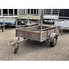Hulleman Gebruikte bakwagen200x120cm 750kg ongeremd