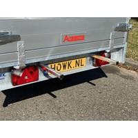 Nieuwe Anssems PSX 1350251x153cm (1350kg )