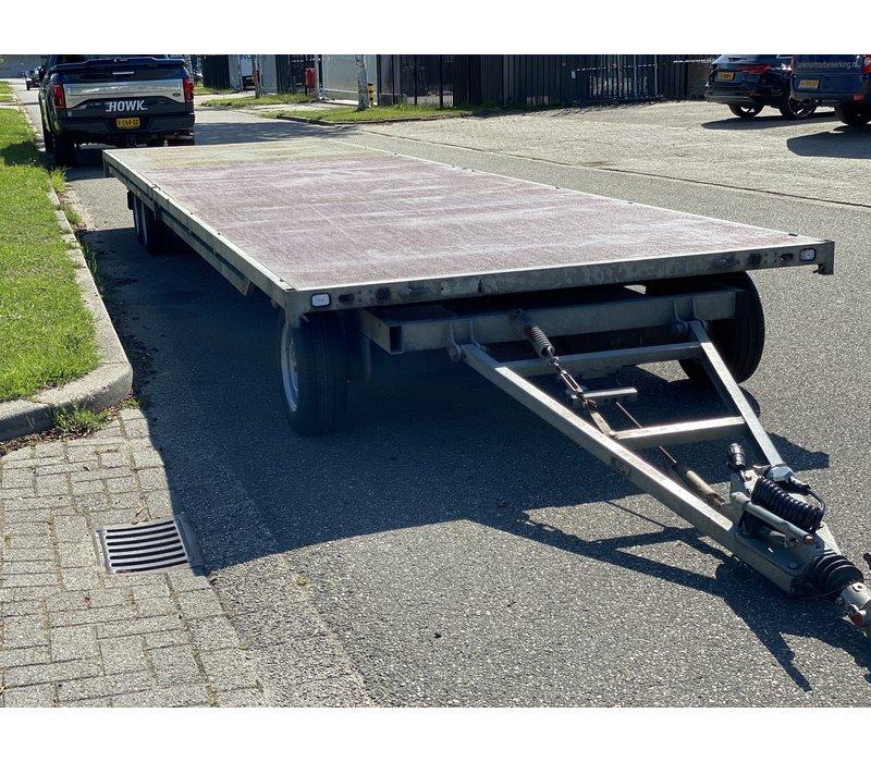 Hulco Rota 811x206cm 3500kg Schamelwagen