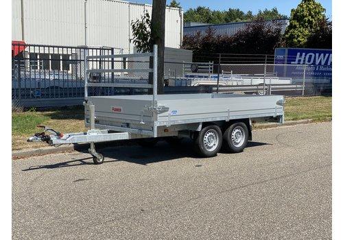 Anssems aanhangwagens Anssems ASX 2500 325x178cm 2500kg