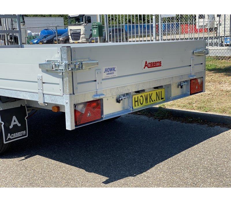Anssems ASX 2500 325x178cm 2500kg