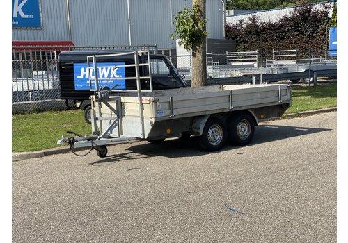 Anssems aanhangwagens Gebruikte Anssems Plateauwagen 295x180cm