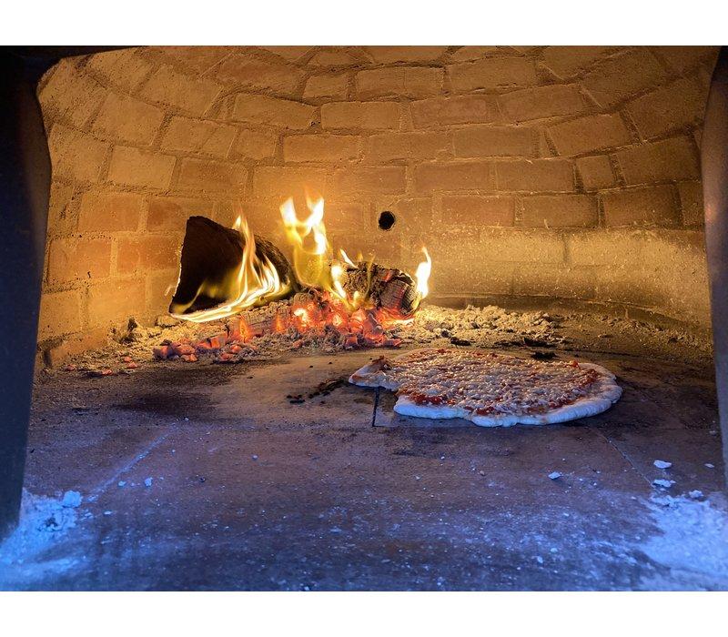 Pizzaoven op aanhangwagen huren?