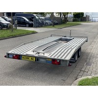 Gebruikte Hapert autotransporter 405x200cm