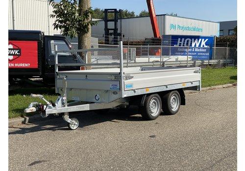 Hapert Aanhangwagens Nieuwe Hapert Azure plateauwagen 280x160cm 2000kg