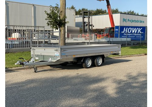 Hapert Aanhangwagens Hapert Azure H-2 400x180cm 2700kg