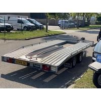 Gebruikte Hapert autotransporter 405x200cm bj 2019