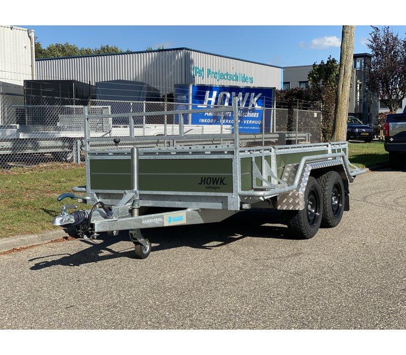 Hapert Azure L-2 Army 300x150cm 2700kg