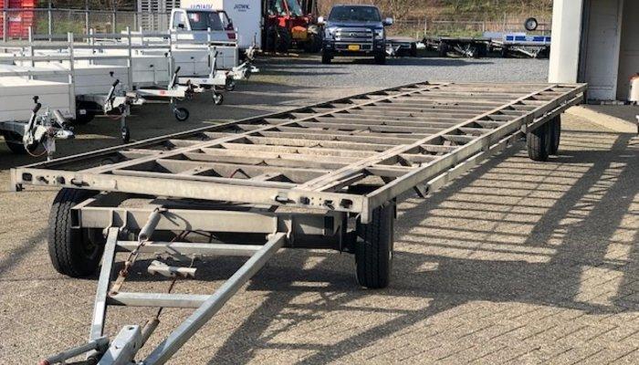 Aanhangwagen onderhoud & reparatie