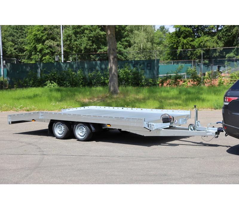 Hapert Indigo HF Autotransporter 455x201cm