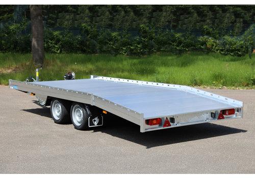Hapert Aanhangwagens Hapert Indigo HF Autotransporter 505x221cm Parabool