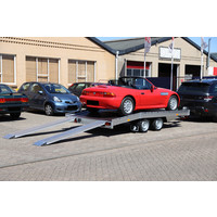 Hapert Indigo HF Autotransporter 505x221cm Parabool