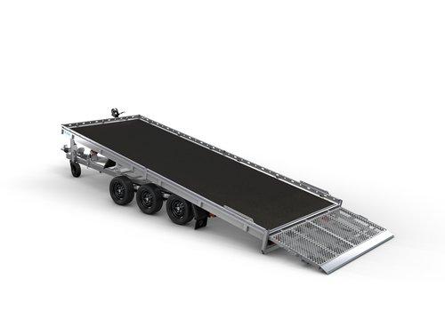 Hapert Aanhangwagens Hapert Indigo HT-3 505x221 3500kg met paraboolvering