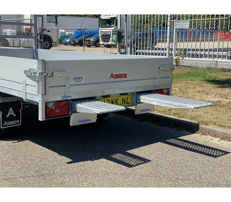 Anssems ASX 2000 405x178cm 2000kg