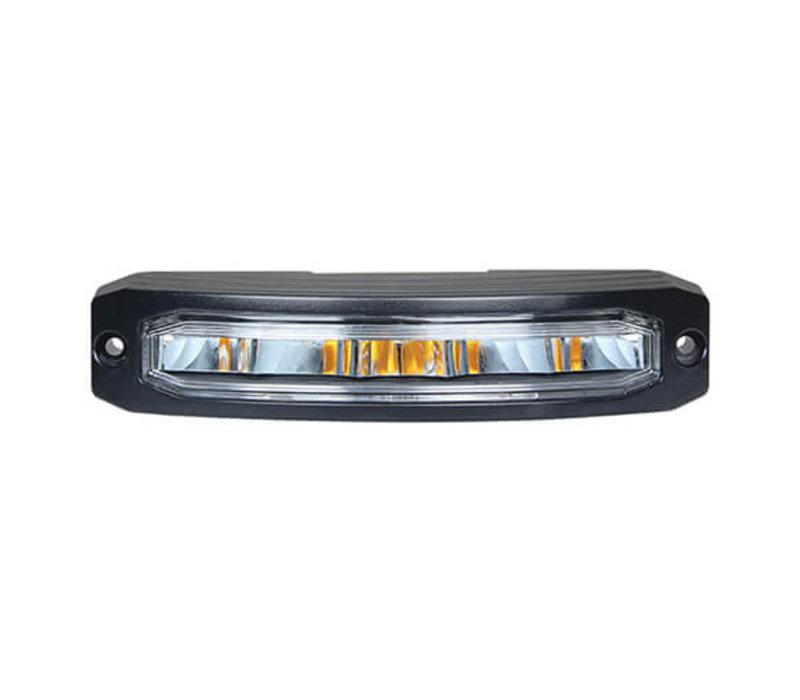 LED R65 hoekflitser 120° stralingshoek 12-24v 177x56x41mm