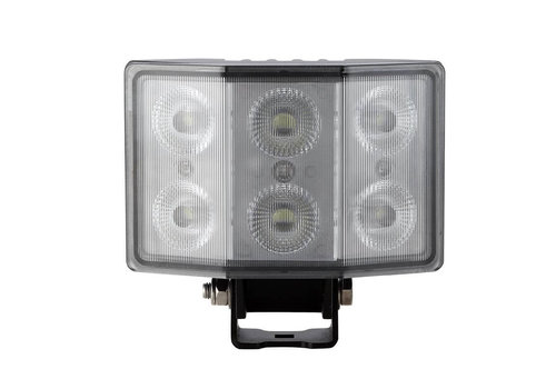 LED Werklamp 5600 lumen 60 watt IP69K Deutsch 137x90x67,5mm
