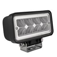 LED Werklamp 1136 lumen 9-36v 40cm. kabel 128x64x47,5mm