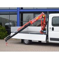 Maxilift Laadkraan M50.2 ERS 12 elektrisch heffen, draaien + 2 giek delen