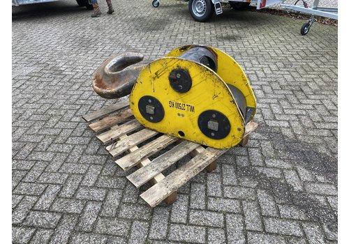 Hijshaak 27500kg