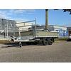 Hapert Aanhangwagens Hapert Azure plateauwagen 335x180cm 2700kg Desert Edition