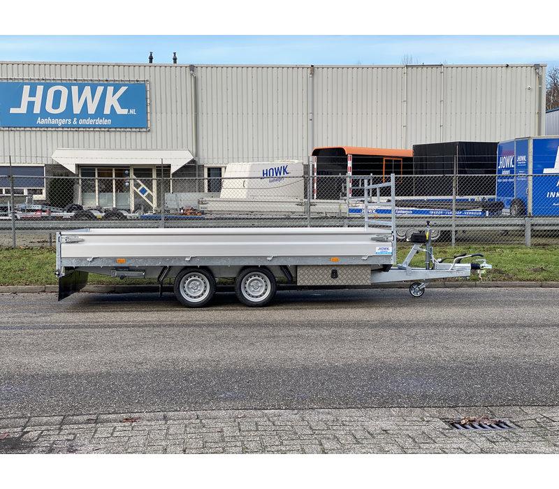 Hapert multitransporter 405x200cm 3000kg