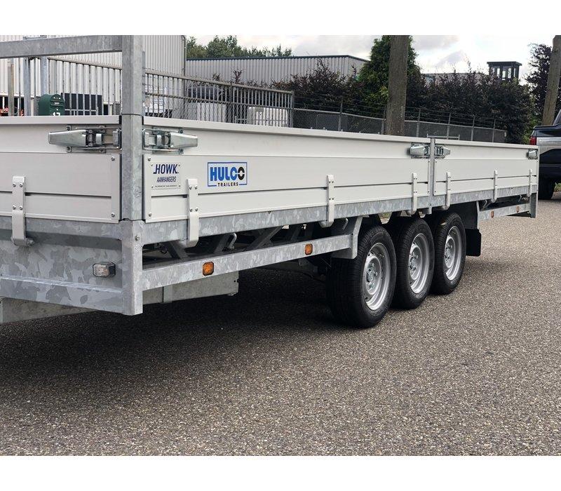 Hulco Medax-2 502x203 3500kg met oprijplaten
