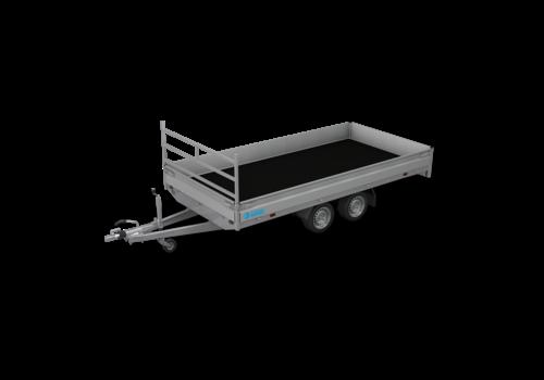 Hapert Aanhangwagens Hapert Azure H-2 455x200cm 3500kg plateauwagen