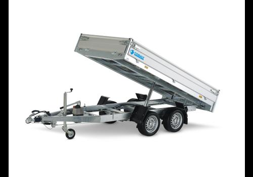 Hapert Aanhangwagens Hapert Cobalt HM-2 330x180cm 3000kg