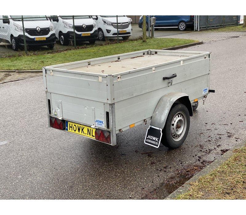 Gebruikte Anssems Bagewagen Bagagewagen 201x101x83cm (750kg) ongeremd