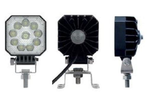 Aspöck Fabrilcar Werklamp LED 1000F met schakelaar 85 x B: 85 x D: 30 mm