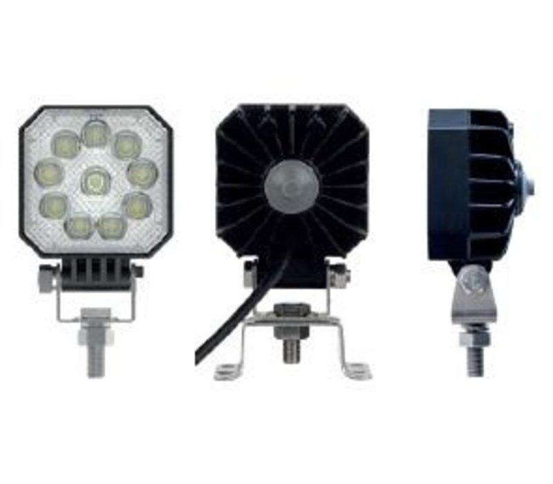 Fabrilcar Werklamp LED 1000F met schakelaar 85 x B: 85 x D: 30 mm
